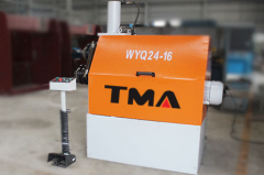 WYQ24 Series Type Profile Bending Machine