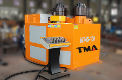 W24 Profile Bending Machine