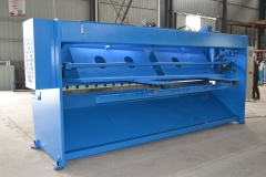 Hydraulic Guillotiner Shearing Machine