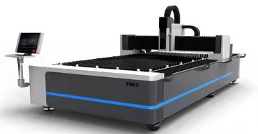 Singal Worktable Fiber Laser Cutting Machine